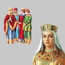 Древнерусская одежда: княжеский костюм
