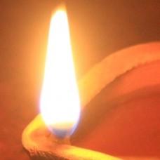 Древняя масляная лампа: как освещались дома на Руси