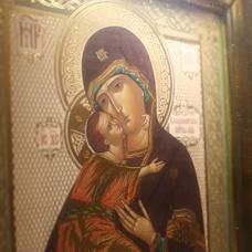 История иконы Богоматерь Владимирская: обретение и чудеса
