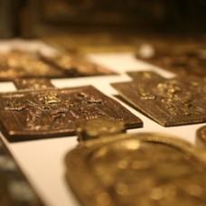 Медные иконы с XI до XIX века