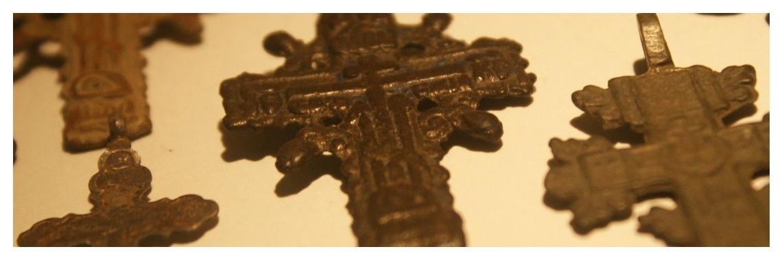 Каталог крестов Меднолит