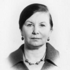 Седова Мария Владимировна (1930-2004)