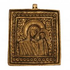Вершкова икона «Казанская Божья Матерь»