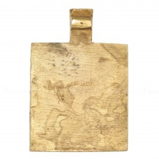 Икона вершковая «Мученик Уар», pic. 1