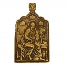 Икона «Иоанн Богослов в Молчании»