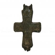 Крест-энколпион гладкий «Оранта»