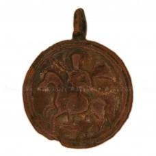 Иконка-привеска «Святой Георгий со щитом и копьём»