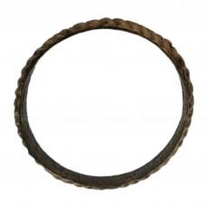 Медное кольцо с засечками, pic. 1