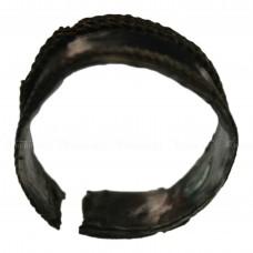 Старинное широкое  серебряное кольцо «Филигрань со жгутиками», pic. 1