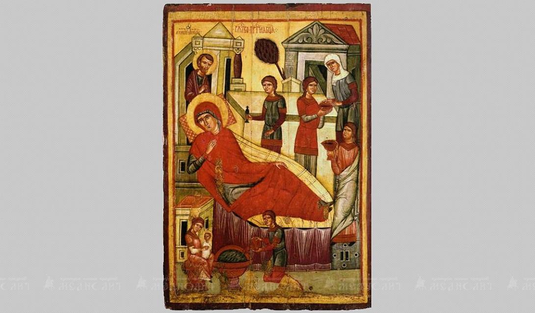 Одежда горожан в Древней Руси - Изяславль