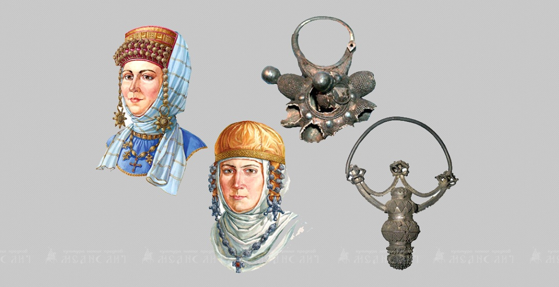 Одежда горожан в Древней Руси – Суздаль