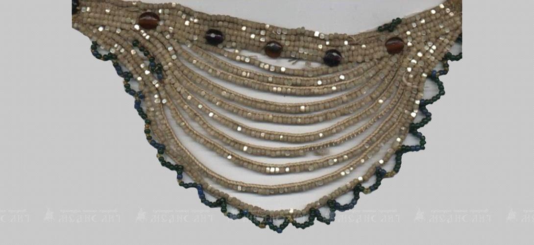 Древняя Русь. Ожерелья и оплечья