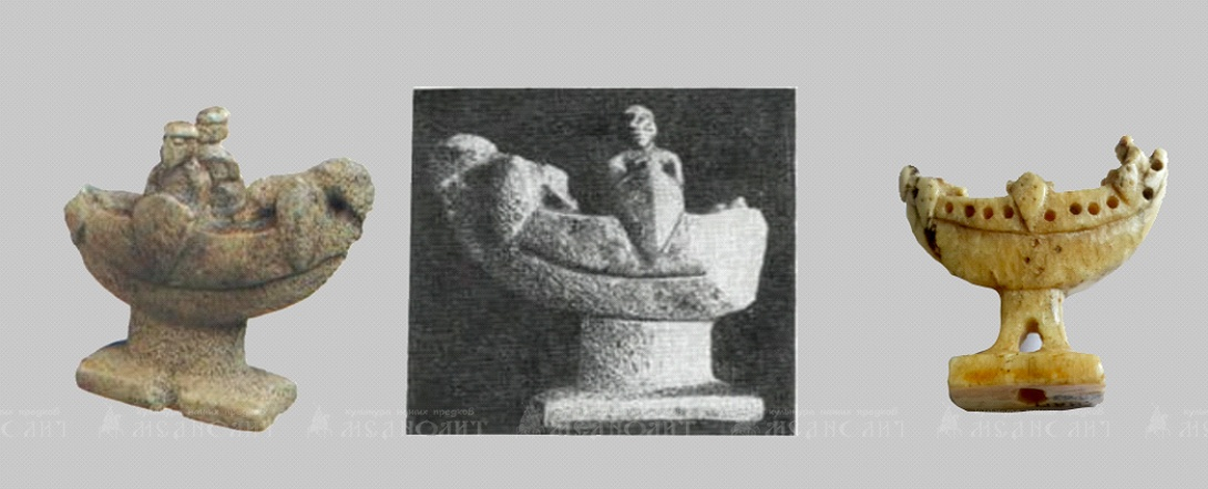Облик древнего корабля