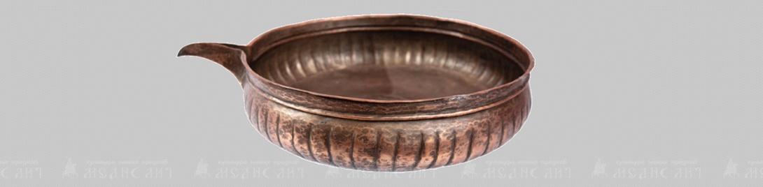 Металлическая посуда Древней Руси