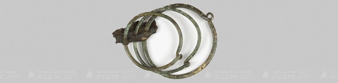 Височные кольца: типы, описание, племенная принадлежность