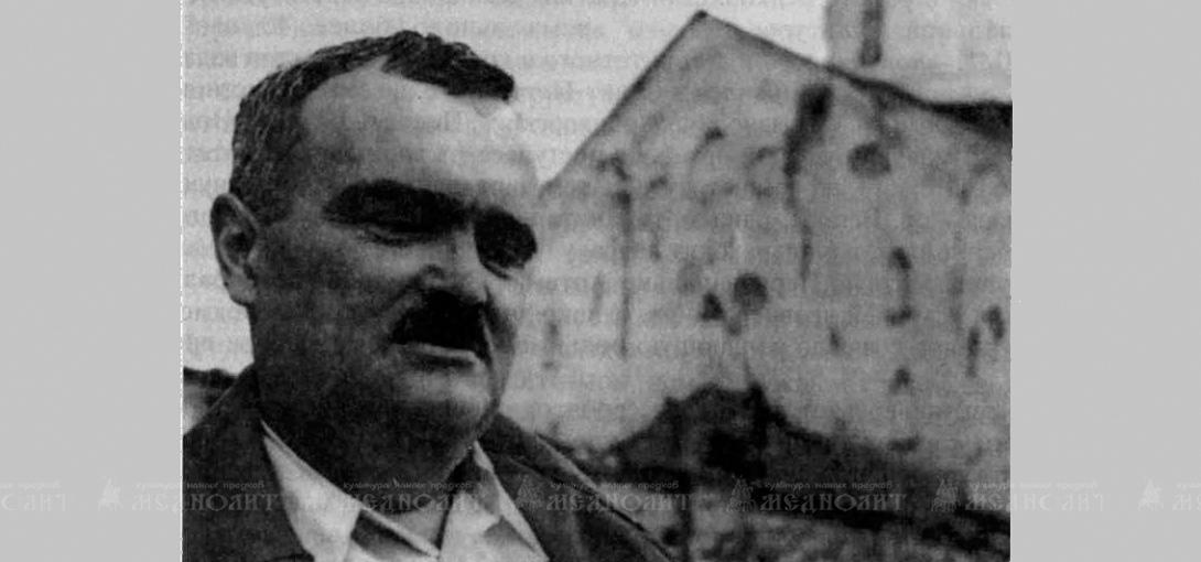 Арциховский Артемий Владимирович родился 13 декабря 1902 года в Петербурге