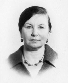 Доктор исторических наук Мария Владимировна Седова